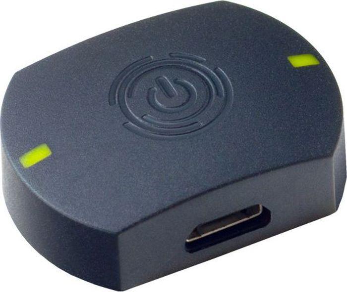 Компьютер для бадминтона Perfeo Smart One, цвет: серыйSmart OneБадминтонный компьютер-сенсор Perfeo Smart One .Все что вам необходимо сделать, это закрепить специальный сенсор на торце вашей ракетки при помощи клейкой ленты (в комплекте) или специальной силиконовой насадки, и установить специальную программу на ваш смартфон (доступно для iOS и Android). Вес сенсора всего 5 грамм!!! Это никак не помешает вам играть и не изменить вашу игру.С помощью Perfeo Smart One Вы сможете :1. Получать в режиме реального времени параметры выполнения тренировочных ударов, быстро анализировать их и эффективнее улучшать свою технику;2. Получать сводную информацию по итогам тренировки:- общее количество ударов за тренировку;- количество ударов каждого вида (компьютер различает 6 видов ударов);- активное время тренировки (время, когда ракетка была в движении);- максимальная скорость вылета волана за тренировку;- количество калорий, сгоревших за тренировку; - стиль игры;- количество атакующих и защитных ударов;- рассчитать и сравнить изменение параметров: Взрывная сила/ Выносливость/ Реактивная сила/ Антагонизм;3. При необходимости получить информацию по любому удару за тренировку (вид удара/ сила удара/ скорость вылета волана/ угол);4. Отслеживать выполнение еженедельного плана тренировок;5. Сохранить всю вашу статистику на едином Интернет-сервере и поделиться с друзьями новыми достижениями;6. Загружать на сервер результаты тренировок и фотографии с них;7. Участвовать в рейтинге бадминтонистов из разных стран и посоревноваться в активности на тренировках и прогрессе техники игры по таким параметрам, как:- максимальная скорость вылета волана;- количество ударов;- активное время;(среди пользователей аналогичных компьютеров, выкладывающих статистику на сервер)8. Просматривать 3D имитацию траекторию выполнения каждого удара.