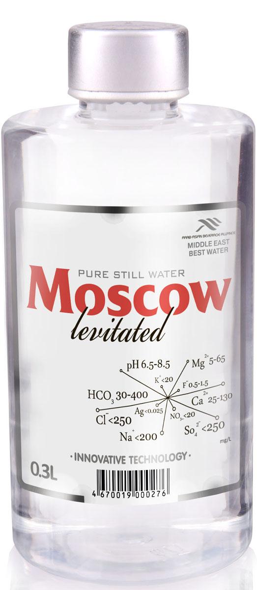 Moscow levitated вода негазированная левитированная Московская, 0,3л ПЭТ (МЛЦ03)МЛЦ03