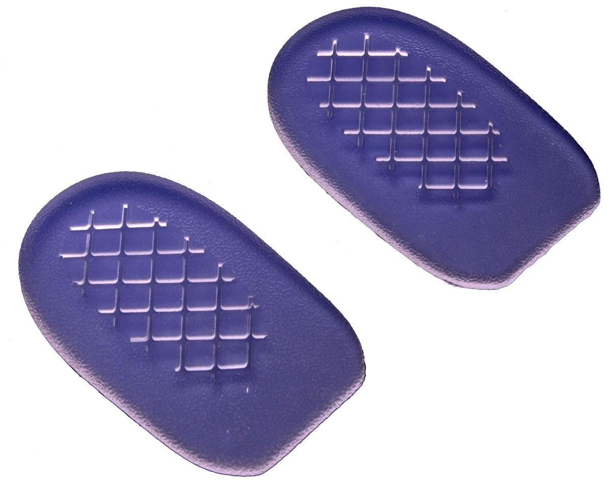 Гелевые вставки для обуви Практика Здоровья под пятку с амортизацией, цвет: прозрачный. ПП3. Размер универсальныйПП3Снижает ударные нагрузки на суставы нижних конечностей и позвоночник. Уменьшает давление в области пятки. С клеевым слоем для фиксации.