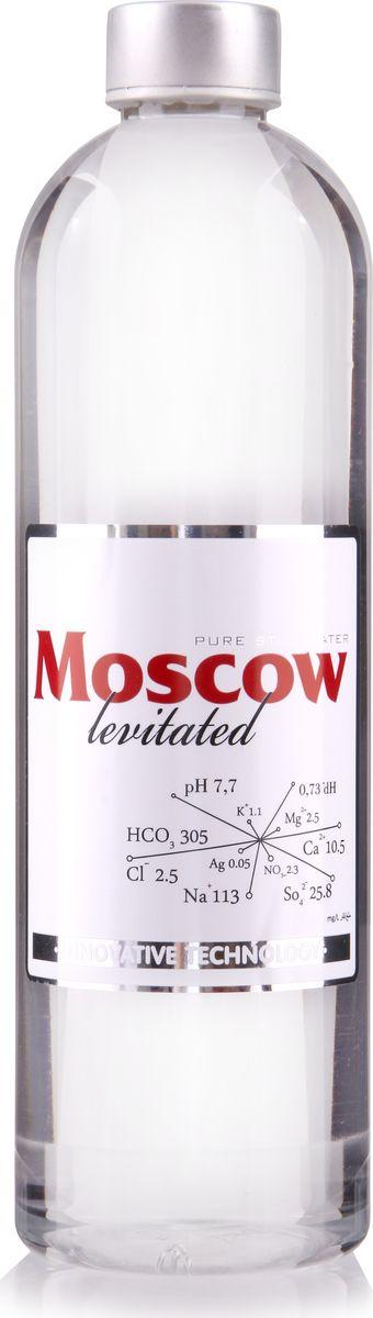 Moscow levitated вода негазированная левитированная Московская, 0,5 л ПЭТМЛП05