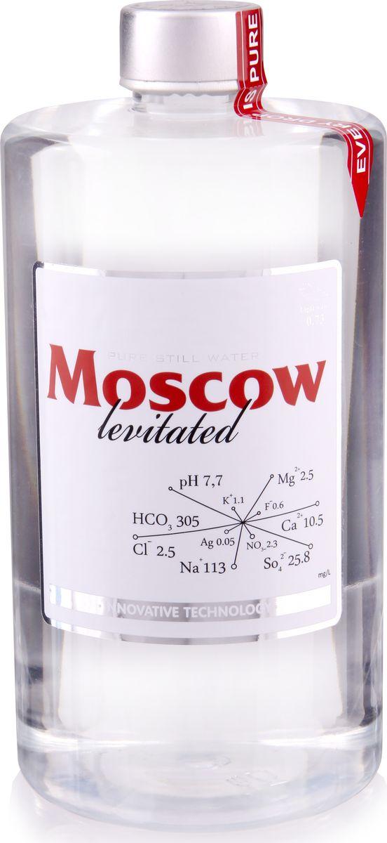Moscow levitated вода негазированная левитированная Московская, 0,7 л ПЭТМЛ07