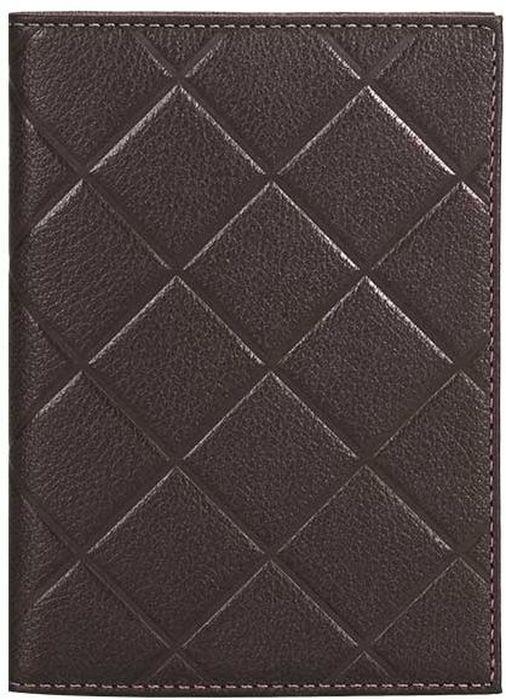 Бумажник водителя женский Fabula Soft, цвет: коричневый. BV.83.FPBV.83.FP.шоколадМногофункциональный бумажник водителя из коллекции SOFT выполнен из натуральной кожи. Внутренний функционал: два боковых кармана из плотного прозрачного пластика, внутренний блок для водительских документов, четыре прорезных кармана для кредитных карт, мягкая, приятная на ощупь подкладка. Отличительная черта: тиснение в форме ромба.