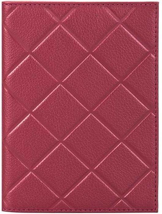 """Бумажник водителя женский Fabula """"Soft"""", цвет: бордовый. BV.83.FP"""