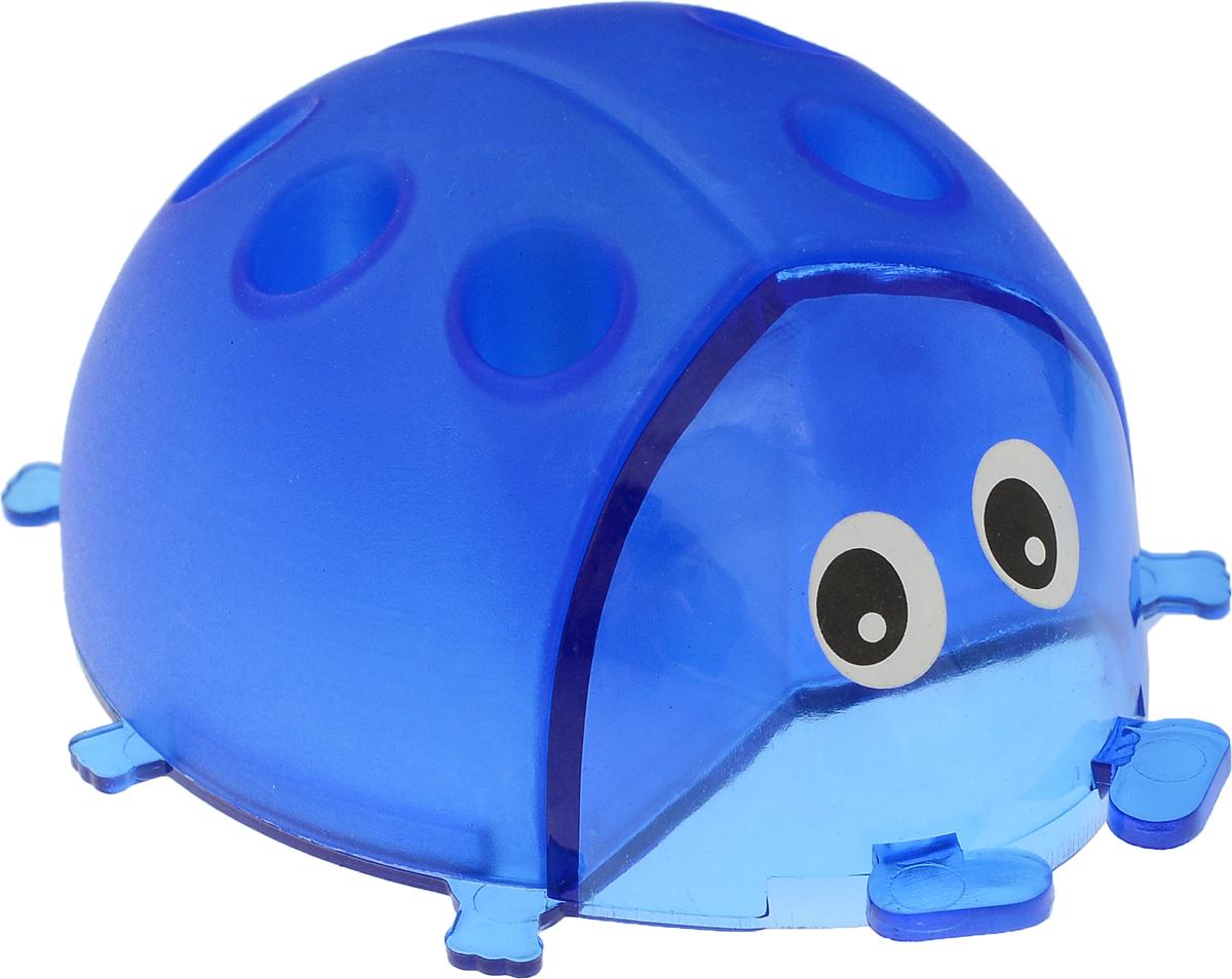 Пифагор Точилка Божья коровка с контейнером цвет синий222497_синийТочилка Пифагор Божья коровка с контейнером предназначена для затачивания деревянных и пластиковых карандашей.Качественное стальное лезвие обеспечивает легкое и равномерное затачивание карандашей.