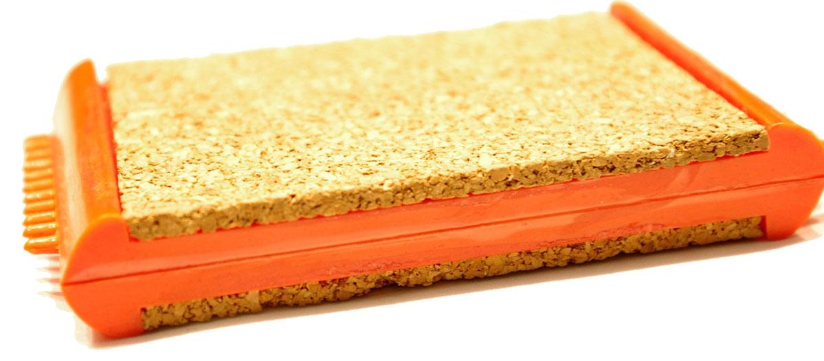 Мотовило AGP, для поводков с пробкой, цвет: оранжевый, 10 х 6 смА4-0041