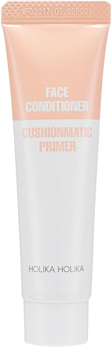 Holika Holika ПраймердлякушонаFace Conditioner,35мл20014881Главные задачи праймера Face Conditioner - это контроль жирности кожи в течение дня и выравнивание текстуры кожи для максимально долго поддержания вашего тона в идеальном состоянии. Праймер содержит сок березы и сосны, освежающие кожу и уменьшающие сальный блеск. Запатентованный компонент азулин увлажняет кожу изнутри. Праймер обладает конденсирующим действием, высокой плотностью и эластичностью текстуры. Дарит ощущение свежести кожи в течение всего дня.