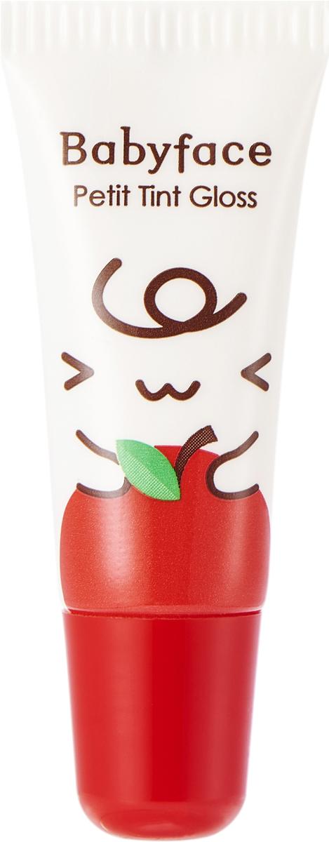 Its Skin Блеск-тинтдлягубБейбиФейсПетит,тон01,яблоко,8 г6018001946Тинт содержит экстракт малины, масло авокадо, экстракт грейпфрута, экстракт клубники, экстракт личи, настой яблока и т.д.Создает яркие, сочные оттенки с глянцевым сиянием. Придает коже губ живые, насыщенные оттенки. сохраняет свежесть кожи. Обладает стойкой формулой.