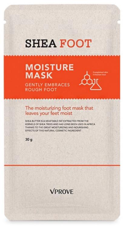 Vprove ТканеваямаскадляногсмасломшиШиФут,30 млVSACH0006Маска для ног базируется на основе масла ши и придает рукам гладкость и эластичность. Кроме того, в состав маски также входят масла: аргановое, жожоба, авокадо, оливковое и макадамии. Маска для рук интенсивно увлажняет и питает кожу. Это настоящее SOS средство для сухой, чувствительной кожи, подверженную образованию воспалений и трещин.
