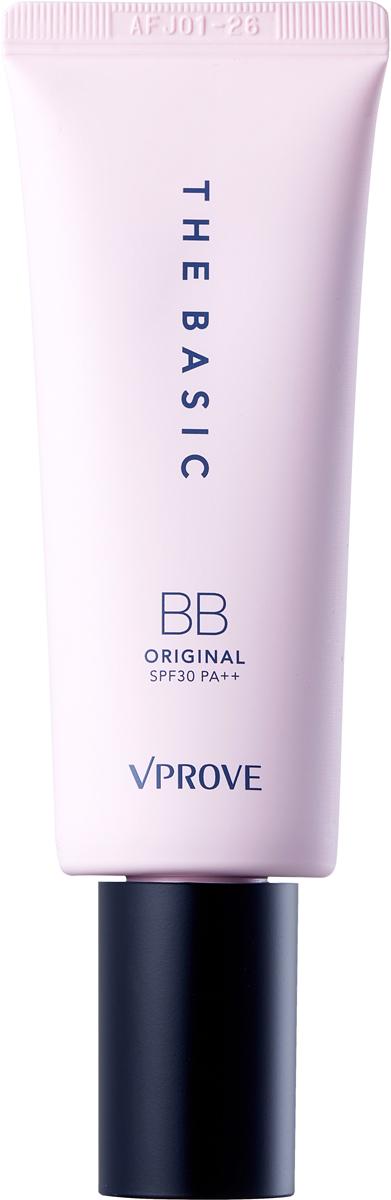 Vprove ББ-кремThe Basic OriginalSPF30PA++,тон01,бежевый,40 млVTBBB0001ВВ крем разработан специально для кожи, склонной к образованию покраснений, воспалений и раздражений. Обладает плотной кроющей способностью и стойкостью, но, при этом, не создает эффекта маски на лице, позволяя коже дышать. В состав ВВ крема входит Био Дермоглюкан, укрепляющий иммунитет кожи, запатентованная формула плотного покрытия Cover Stay™ Powder. Экстракт центеллы азиатской уменьшает покраснения, витамин Е смягчает кожу, а пантенол охлаждает ее и увлажняет.