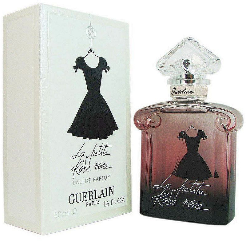 Guerlain La Petite Robe Noire lady парфюмерная вода, 50 мл - Парфюмерия
