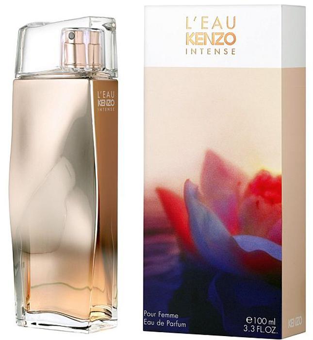 Kenzo L'Eau Intense lady парфюмерная вода, 100 мл - Парфюмерия