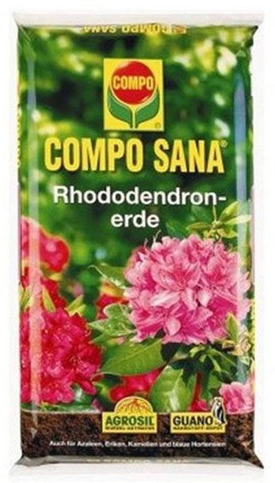 Почвогрунт для рододендров Compo Сана, 20 л1174104066Высококачественный готовый грунт Compo Сана для рододендров