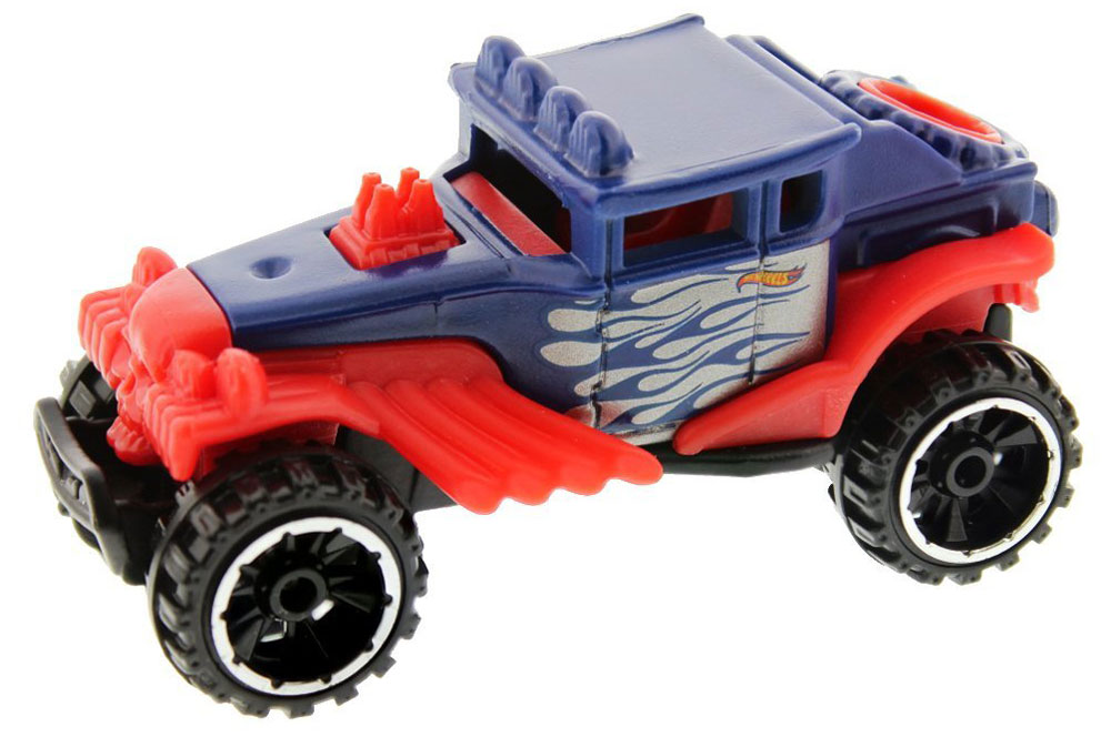 Hot Wheels Colour Shifters Машинка Baja Bone Shaker hot wheels машинки меняющие цвет color shifters fire eater
