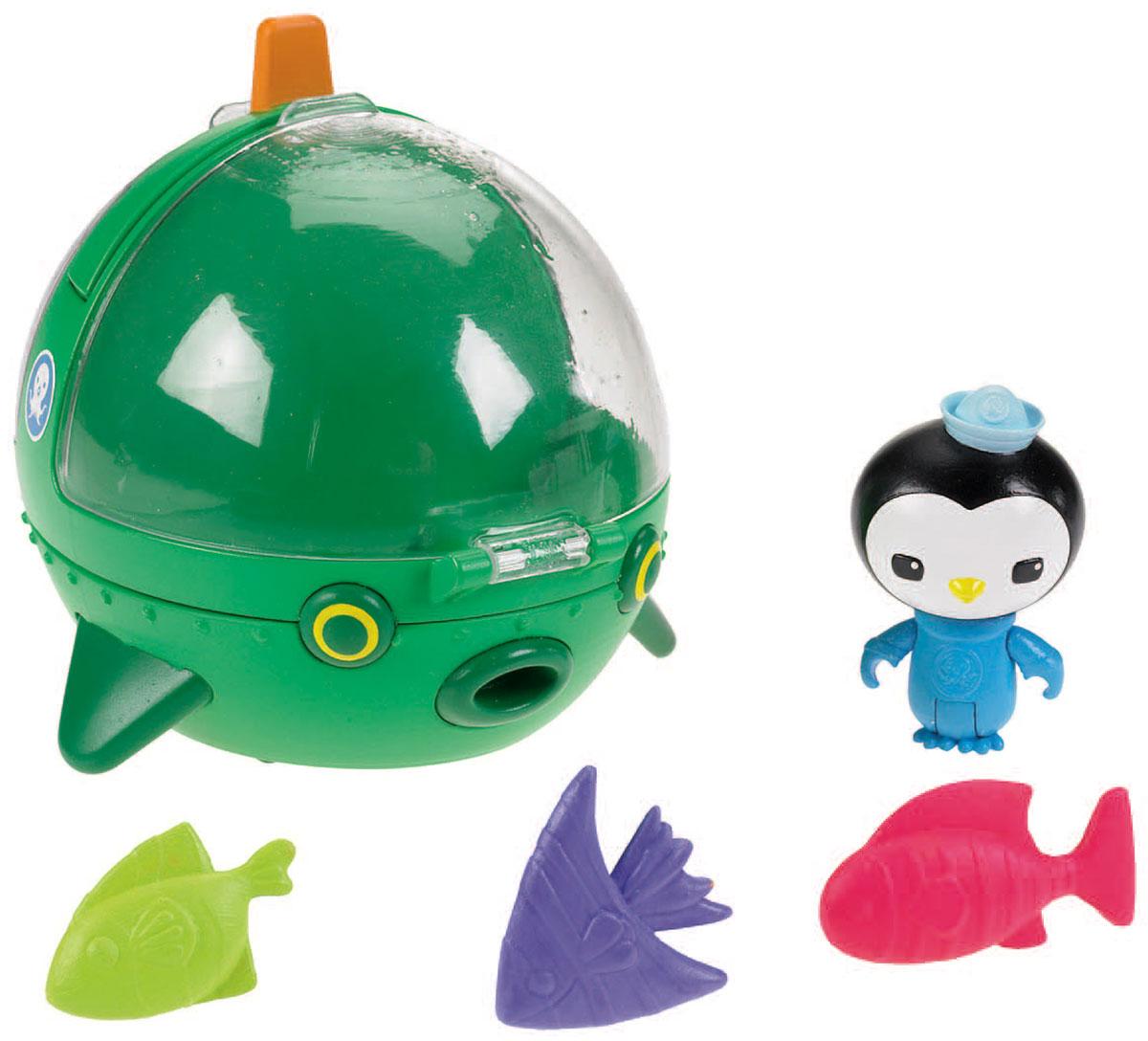 Octonauts Игровой набор Пейзо и подводная лодка Gup-E - Игровые наборы