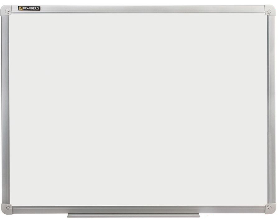 Brauberg Доска магнитно-маркерная 45 х 60 см 235520235520Доска идеально подойдет для проведения тренингов, совещаний и презентаций. Лаковое покрытие предназначено для письма специальными маркерами для белой доски, а металлическая поверхность позволяет размещать объявления при помощи магнитов.