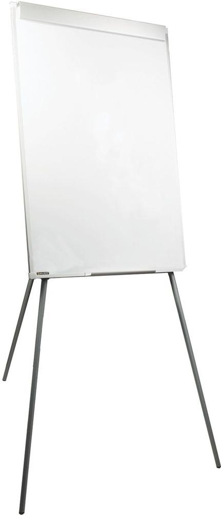 Brauberg Доска-флипчарт магнитно-маркерная 70 х 100 см 235526235526Доска-флипчарт незаменима для проведения презентаций и совещаний. Белая лаковая металлическая поверхность предназначена для письма специальными маркерами и размещения информации с помощью магнитов.