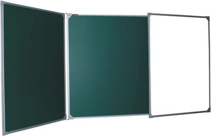Boardsys Доска магнитно-маркерная и меловая 100 х 150-300 см -  Доски