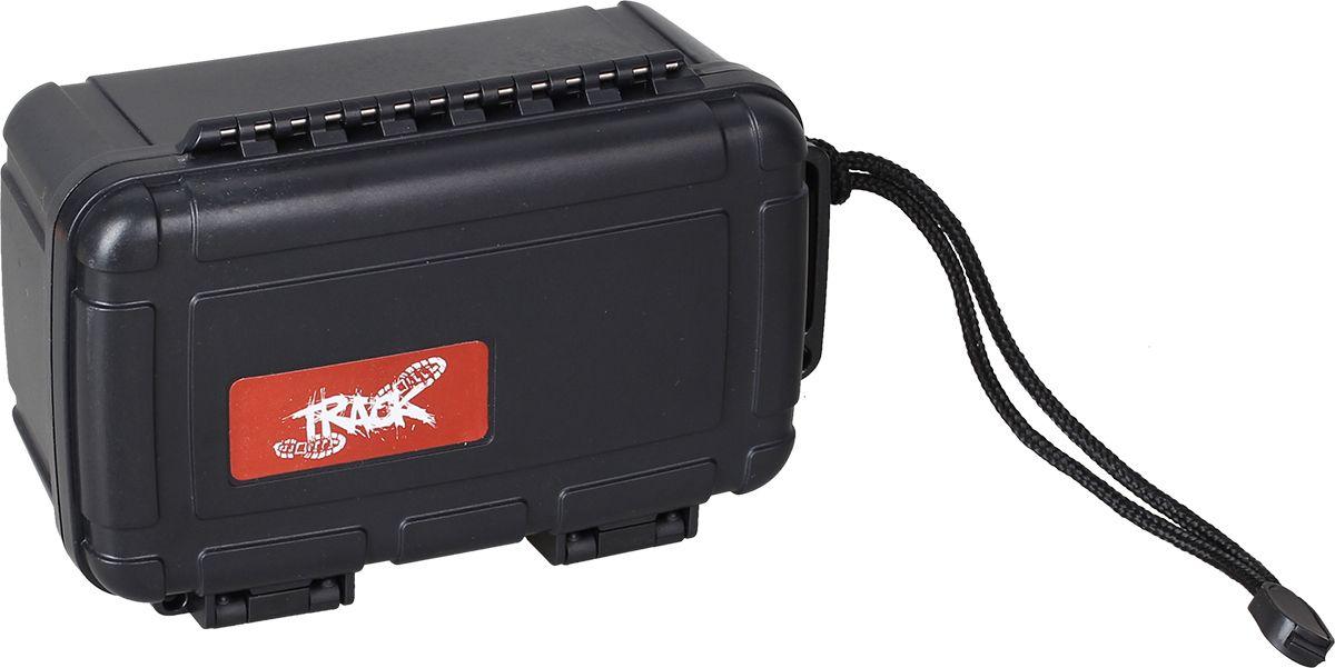"""Кейс ударопрочный """"Track"""", влагозащитный, цвет: черный. Размер L (182 х 120 х 75 см)"""