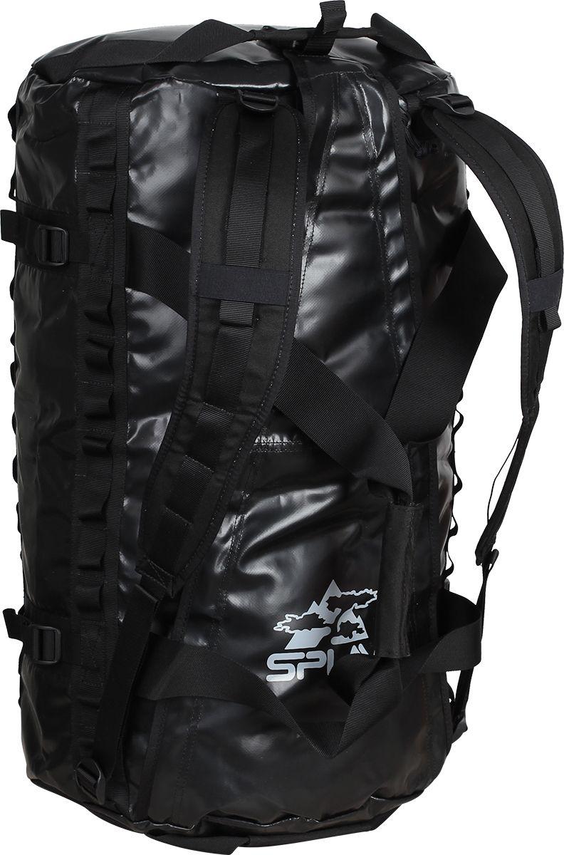 Баул Сплав  Dakar , цвет: черный, 35 х 30 х 60 см, 60 л - Туристические сумки