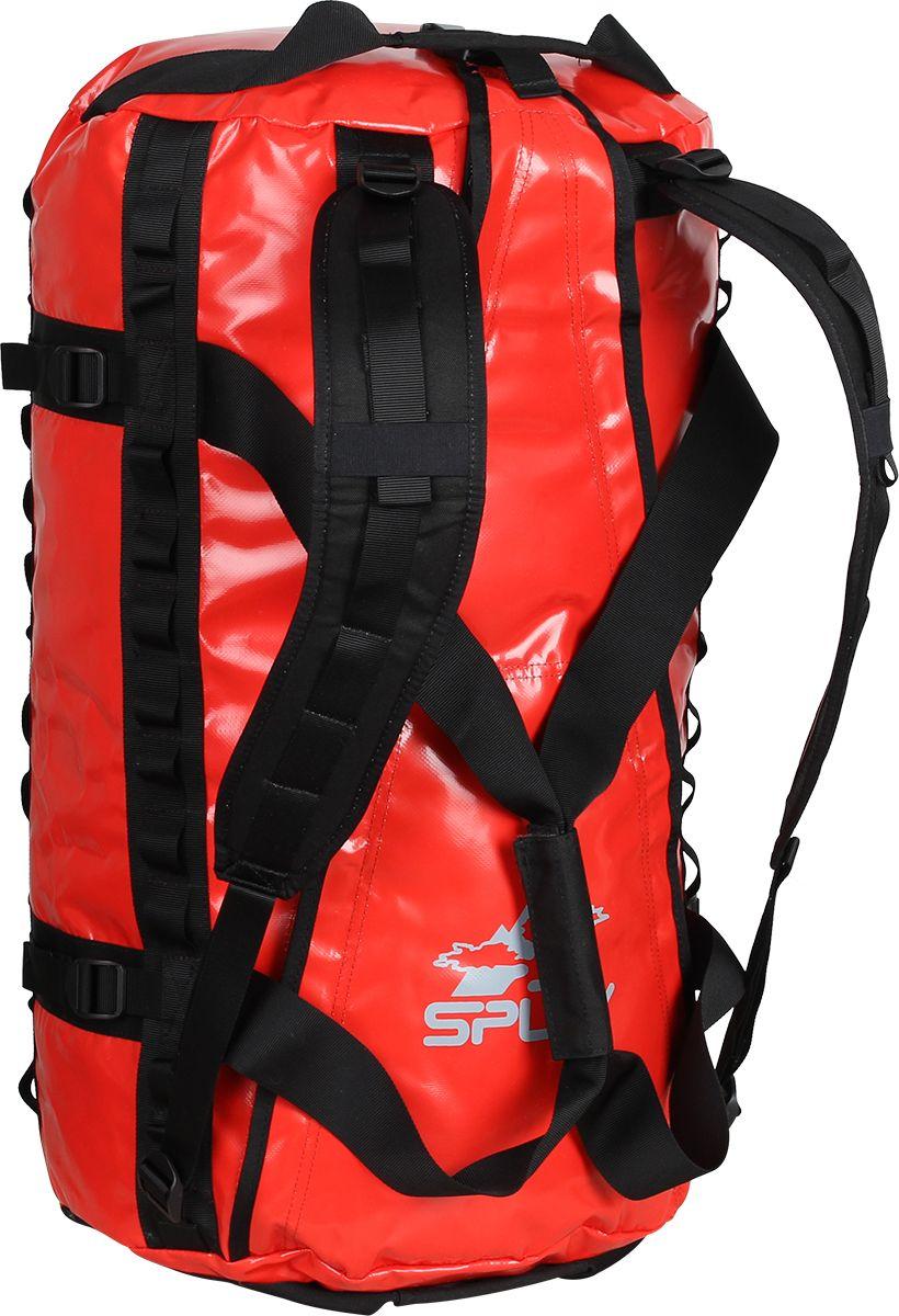 Баул Сплав  Dakar , цвет: красный, 35 х 30 х 60 см, 60 л - Туристические сумки