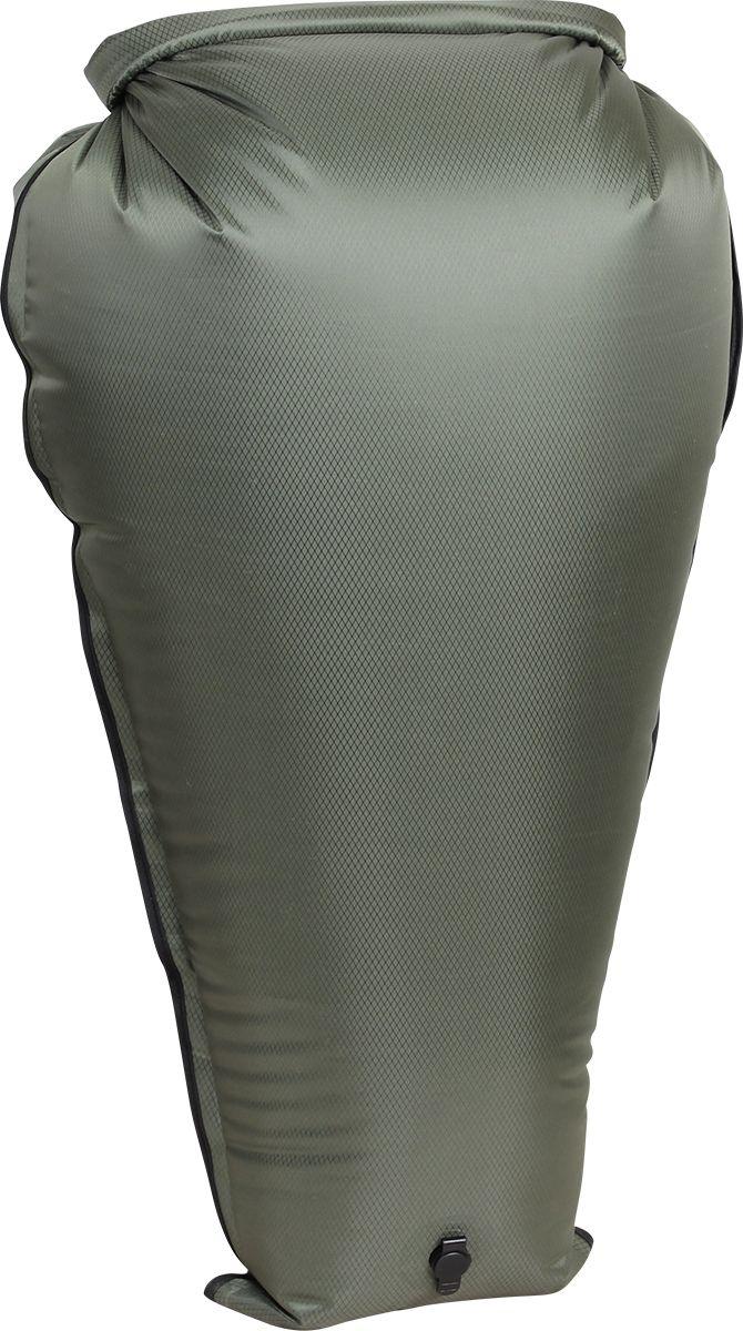 Гермомешок Сплав Canoepack, цвет: олива, 90 x 50 x 20 см5036796Удобный и простой в использовании компрессионный мешок. Отлично подходит для размещения вещей в байдаркеУдобный закручивающийся верх, обеспечивающий герметичностьВоздушный клапан для выпуска из мешка воздуха и уменьшения объемаСпособ укладки:Уложите в компрессионный мешок вещи не более чем на 2/3 по высотеОткройте клапанАккуратно закрутите скрутку (не менее 5 полуоборотов) и зафиксируйте фастом (следите, чтобы в скрутку не попали вещи уложенные внутрь)Плавно сжимайте компрессионный мешок, стравливая воздух через клапан, до нужного объемаЗакройте клапанРазмер: 90 х 50 х 20 смМатериал: Polyester 240T Double Line Diamond R/SФурнитура: Duraflex