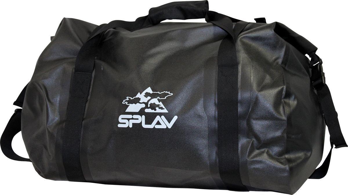 Гермосумка Сплав  Duffel , цвет: черный, 32 х 32 х 46 см - Туристические сумки