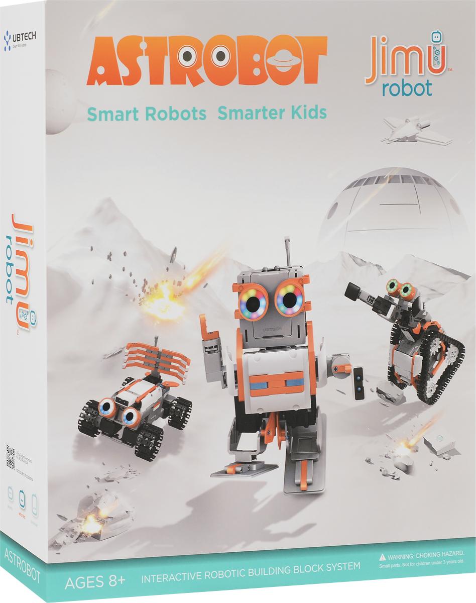 UBTech Робот-конструктор Jimu Astrobot - Конструкторы