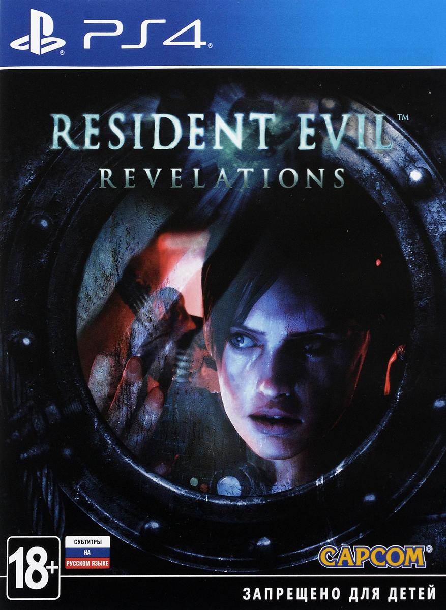 Resident Evil: Revelations (PS4), Capcom Entertainment Inc.