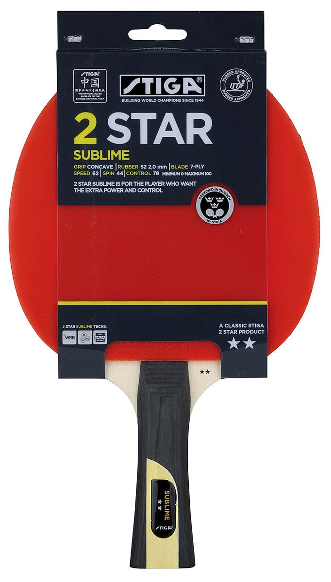 Ракетка для настольного тенниса Stiga Sublime WRB - Настольный теннис