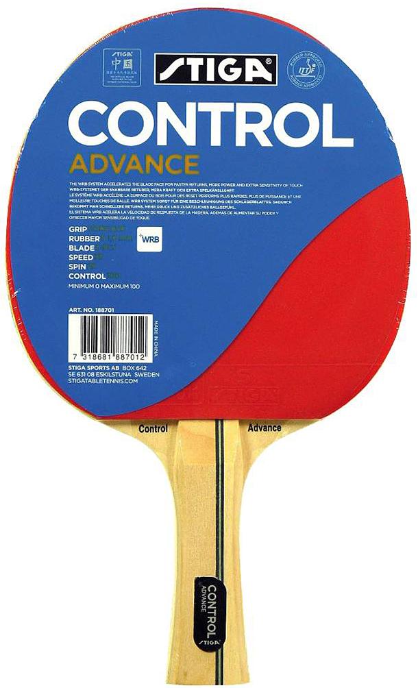 Ракетка для настольного тенниса Stiga React WRB - Настольный теннис