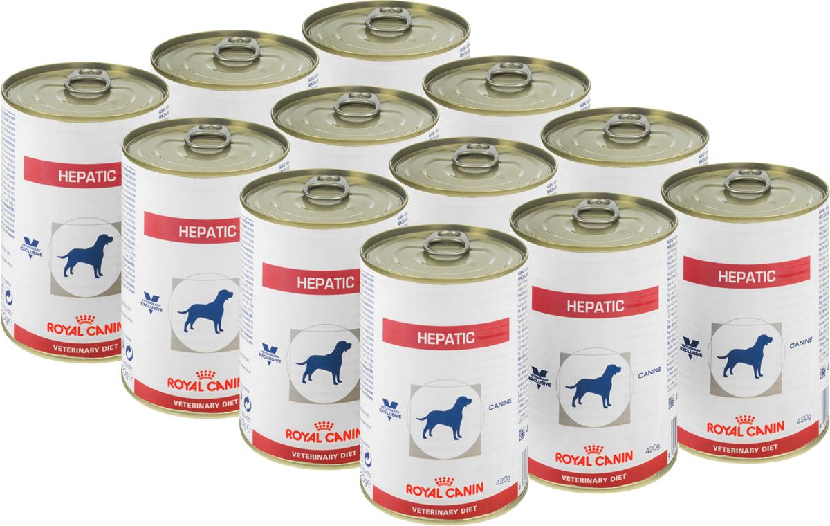 Консервы Royal Canin Vet Hepatic, для собак при заболеваниях печени, 420 г, 12 шт22324Питомцы с заболеваниями печени нуждаются в особом питании. Новая диета создана специально для собак, страдающих от заболеваний печени, и входящие в состав корма вещества идеально подобраны и сбалансированы. В этом корме находятся все необходимые элементы, которые укрепят иммунитет вашего питомца и наполнят его жизненной энергией. Кроме того, корм обладает притягательным вкусом, который доставит удовольствие даже самому избирательному гурману. Перед тем, как перевести собаку на такое питание, обязательно проконсультируйтесь с ветеринаром. Состав: рис, кукуруза, кукурузная мука, мясо птицы, печень птицы, подсолнечное масло, дегидратированный яичный белок, растительная клетчатка, свекольный жом, минеральные вещества, каррагенан, таурин, L-карнитин, фруктоолигосахариды (ФОС), микроэлементы (в т. ч. в хелатной форме), экстракт бархатцев прямостоячих (источник лютеина), витамины. Товар сертифицирован.