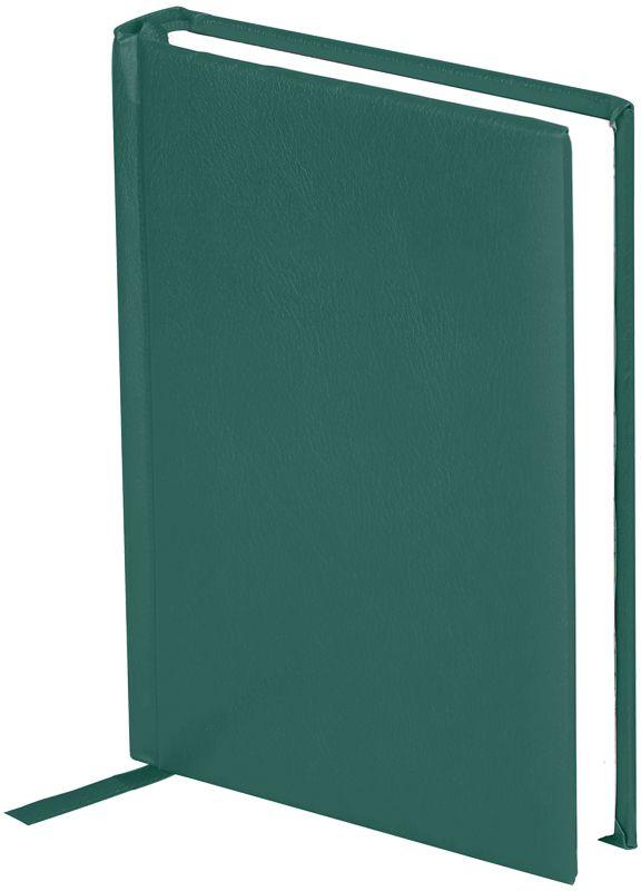 OfficeSpace Ежедневник Derby недатированный 136 листов в линейку цвет зеленый формат A6En6_12513Ежедневник недатированный формата А6 из коллекции Derby. Обложка изготовлена из высококачественного переплетного материала с поролоновой прослойкой, цвет обложки - зеленый. Подходит для всех видов полиграфического тиснения. Внутренний блок состоит из 136 листов офсетной бумаги плотностью 70 г/м2, печать блока в 2 краски, справочный материал. На форзацах географические карты России и Мира. Удобная закладка-ляссе и перфорированные уголки.