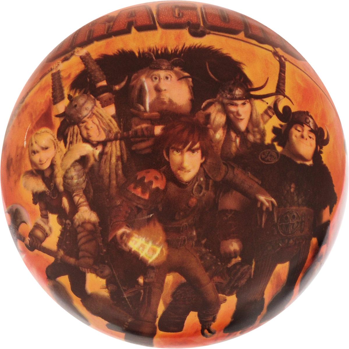 Unice Мяч детский Драконы 23 см