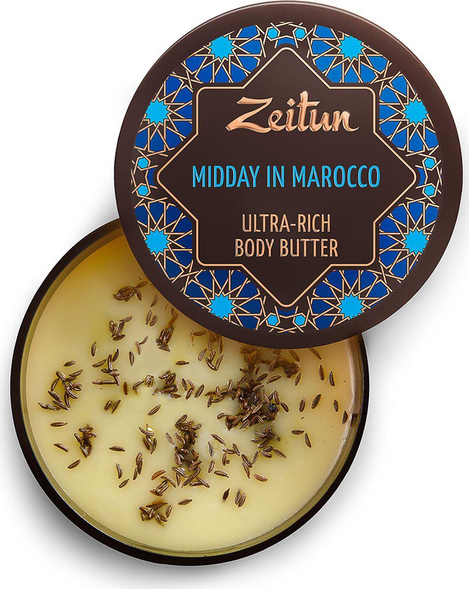 Зейтун Крем-масло для тела Марокканский полдень, для подтяжки кожи, 200 млZ4031Откройтесь самому вдохновляющему уходу для тела с обогащенным баттером, который вобрал в себя сладкий цитрусовый аромат Марокканских садов! Обволакивающий, ароматный крем-масло идеален для подтяжки кожи тела, глубокого увлажнения после душа и восхитительной, доступной вам каждый день ароматерапии.