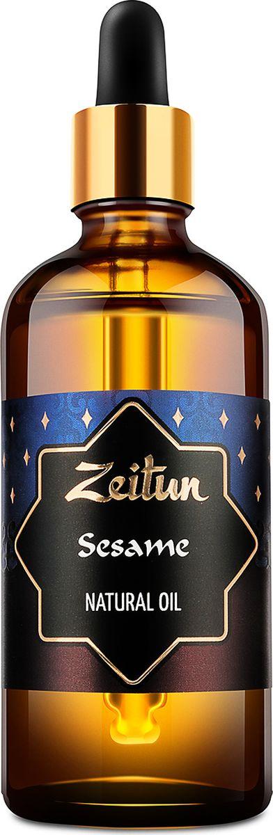 Зейтун Масло кунжутное, 100 млZ3312Кунжутное масло Зейтун — 100% натуральное. Один из немногих естественных продуктов, обладающих солнцезащитным свойством — кунжутное масло поглощает ультрафиолетовые лучи. Проникает глубоко в кожу и насыщает ее натуральными антиоксидантами — сезамином и сезамолином, а также витаминами В и Е, кальцием, магнием и фосфором. Заметно улучшается внешний вид сухой, увядающей кожи — она разглаживается, уменьшается шелушение и раздражение, исчезают пятна, восстанавливается функция всех тканей. Прекрасный эффект дает его применение для волос. Кунжутное масло придает им блеск и мягкость, защищает от вредного воздействия солнца, хлорированной или морской воды, предохраняет от высушивания. Помогает справиться с жирной или нездоровой кожей головы, благодаря своим качествам нормализовывать сальность и устранять воспаления.
