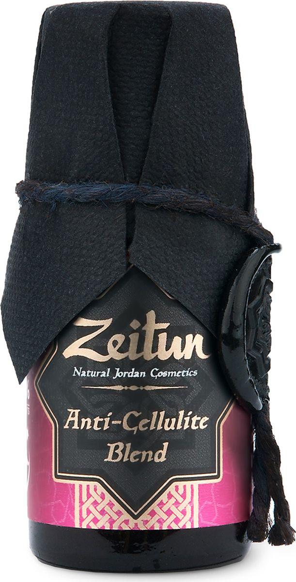 Зейтун Смесь эфирных масел антицеллюлитная, 10 мл - Баня, сауна