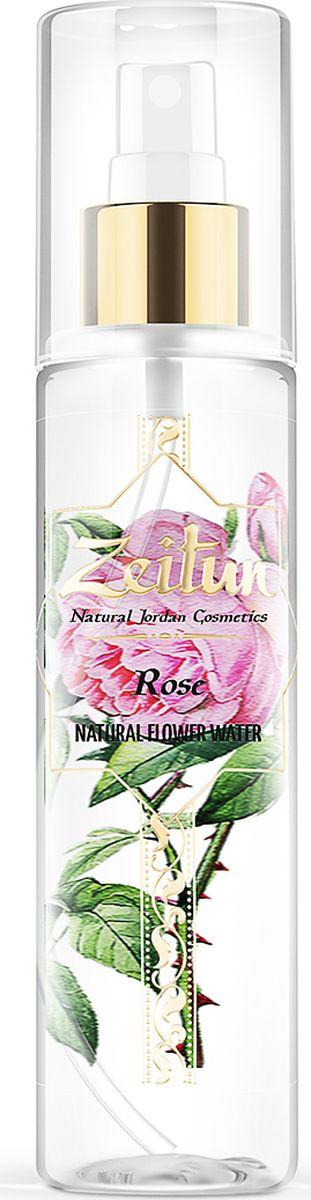 Зейтун Гидролат Роза Дамасская, 125 млZ3821Цветочная вода розы дамасской с древних времён считается роскошным эликсиром женской красоты. Она обладает сильным омолаживающим эффектом: придаёт коже упругость и эластичность, разглаживает морщинки. Великолепно увлажняет, устраняет ощущение стянутости и шелушения. Помогает избавиться от отёчности век и тёмных кругов под глазами, снимает следы усталости. Хорошо справляется с куперозом, уменьшает капиллярную сеточку на щеках.Гидролат розы дамасской вы можете использовать разными способами: • в качестве тоника для кожи лица и тела, • добавлять в воду, когда принимаете ванну, • применять, как ополаскиватель после мытья волос, также распылять в течение дня на волосы: гидролат розы дамасской легко ложится, не склеивает их, слабо фиксируя причёску и придавая ей нежный аромат, • наносить перед применением антивозрастного крема или косметического масла. Чтобы усилить омолаживающий эффект, советуем чередовать с гидролатом шалфея мускатного. • для увлажнения кожи после загара, особенно если был получен солнечный ожог. Советуем чередовать с лавандовой водой Зейтун или с гидролатом ромашки.Цветочная вода розы дамасской полностью натуральна, поэтому чувствительна к свету, высоким температурам и микроорганизмам, и храниться она может не более 12 месяцев, причём мы настоятельно рекомендуем держать её в холодильнике. В случае аллергической реакции (жжение, покраснение) следует использовать менее концентрированный раствор (разбавить водой в пропорции 1:3-1:4).