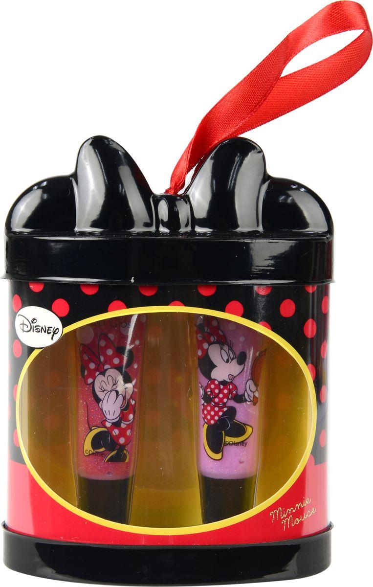Markwins Игровой набор детской декоративной косметики Minnie 97027519702751Состав набора: блески для губ в тубах 2 шт.