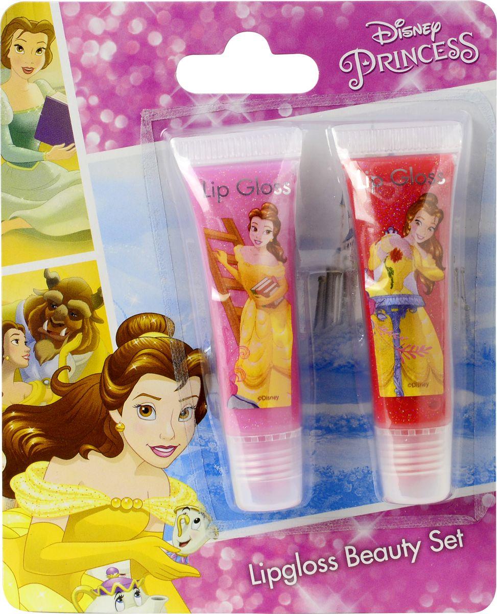 Markwins Игровой набор детской декоративной косметики Princess 97148519714851Состав набора: блески для губ в тубах 2 шт.