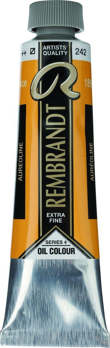 Royal Talens Краска масляная Rembrandt цвет 242 Кобальт желтый 40 мл -  Краски