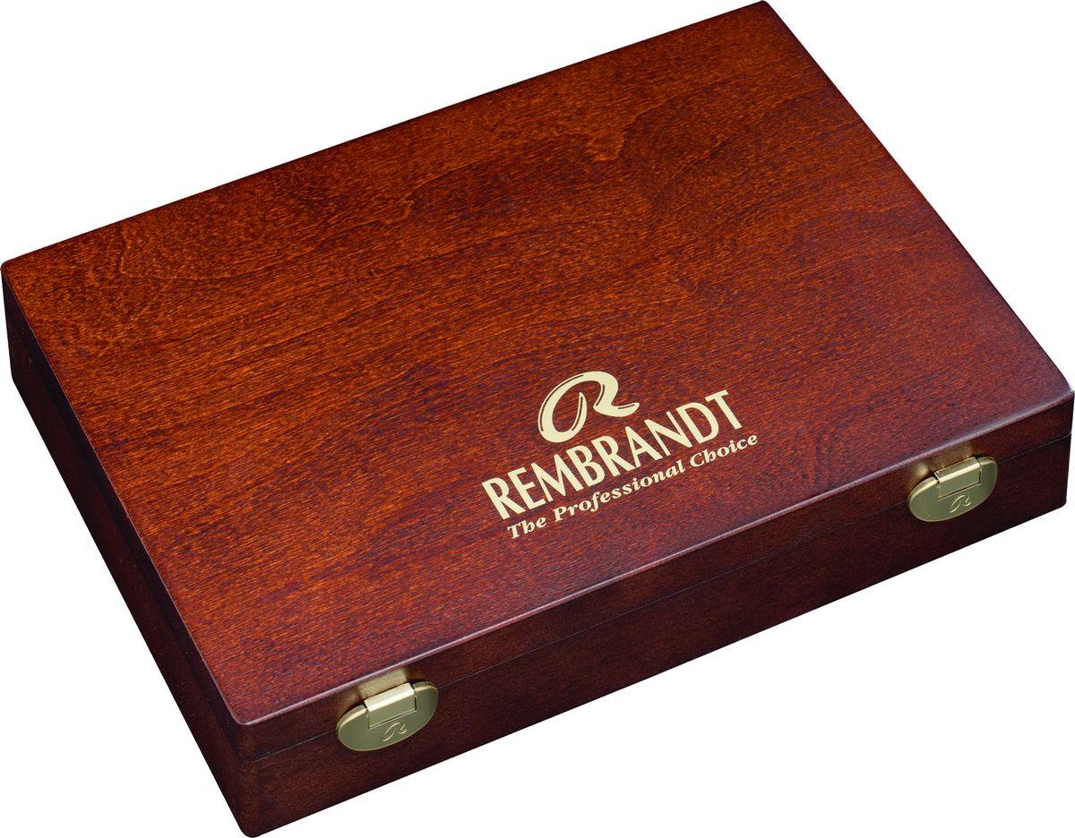 Royal Talens Набор пастели Rembrandt Люкс Портрет 60 цветов31814160Профессиональная сухая пастель Rembrandt – это высококачественная серия сухой пастели как для профессионалов, так и для художников-любителей. ПастельRembrandtпроизводится из чистейших пигментов с великолепным по качеству закрепителем из каолиновой глины, имеет высокий уровень светостойкости, хорошо ложится на бумагу практически любого типа, мелки не крошатся и не ломаются.Максимальная концентрация пигмента способствует оптимальной интенсивности цвета.