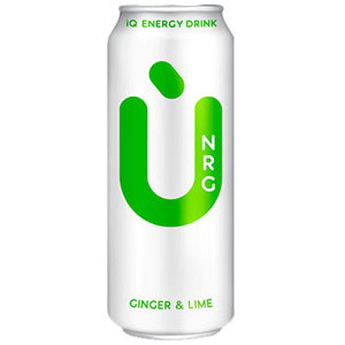 U NRG Singer & Lime энергетический напиток, 0,5 л nrg cafs 4450 купить в тольятти