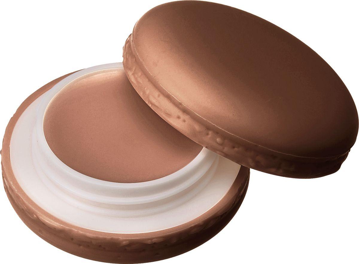 Its Skin БальзамдлягубMacaron,тон05,шоколад,9 г6018001713Бальзам для губ содержит витамин Е, витамина А, витамин С , масло ши, масло какао, экстракт хризантемы и т.д. Обеспечивает интенсивное увлажнение и питание кожи губ, улучшает текстуру, восстанавливает эластичность кожи. Обладает нежным фруктовым ароматом.
