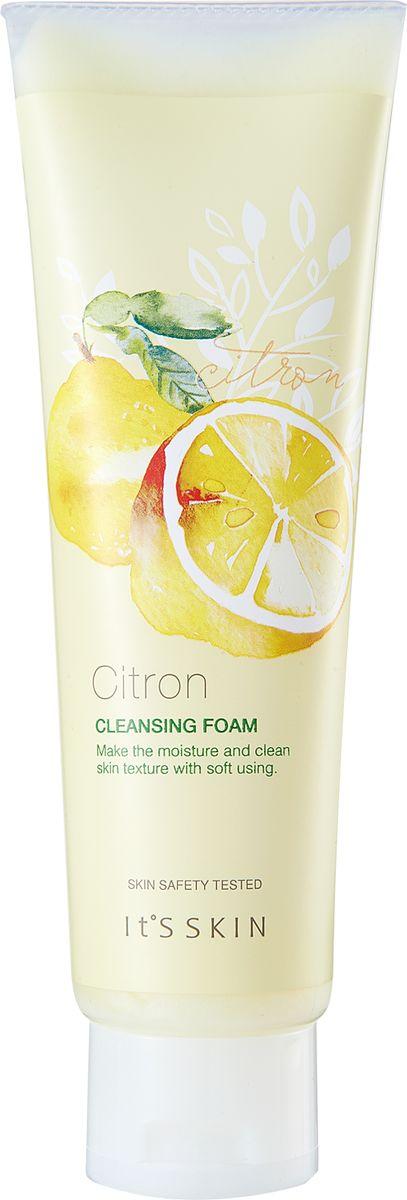 It's Skin ОчищающаяпенкасэкстрактомCitron,150 мл очищающая пенка с экстрактом женьшеня natural foaming cleanser 150 мл