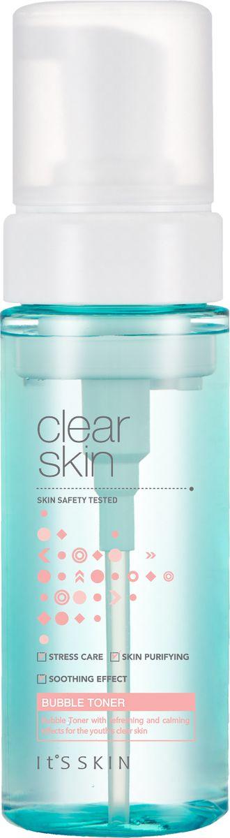 Its Skin ТонердляпроблемнойкожиClear Skin,150 мл6020001232Тонер содержит экстракт центеллы азиатской, экстракт чайного дерева, экстракт портулака, масло кожуры лимона, масло чайного дерева И т.д. Тонер очищает кожу от мертвых клеток, подготавливает ее к последующему уходу, помогает питательным веществам проникать более глубоко в эпидермис, выравнивает микроструктуру кожи. Оказывает оздоровительный и омолаживающий эффект. Обладает хорошим противовоспалительным и бактерицидным действиями. На 93% состоит из натуральных ингредиентов.
