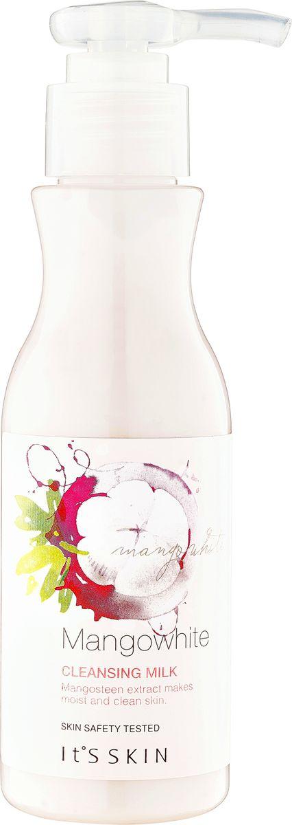 Its Skin ОчищающеемолочкоMangoWhite,140 мл6018001217Очищающее молочко содержит экстракт мангустина, экстракт ацеролы, экстракт зеленого чая, экстракт плодов слив, экстрактшел корицы и т.д. Очищает кожу от макияжа и повседневных загрязнений, эффективно смягчает, сохраняет увлажнение. Оставляет после себя бархатную, чистую, гладкую кожу. Имеет изумительный аромат свежего мангустина.