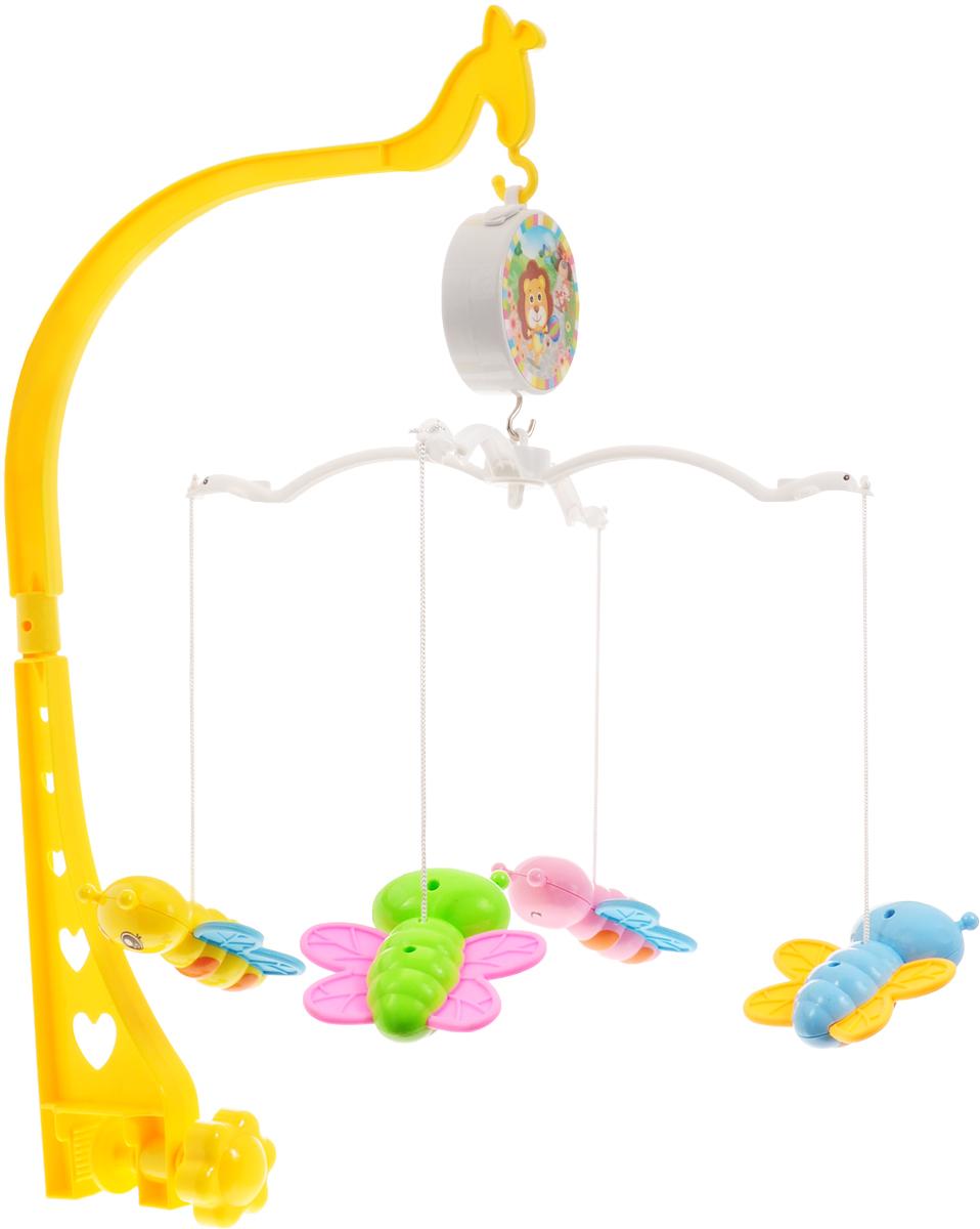 Shantou Gepai Мобиль музыкальный Маленькие бабочки