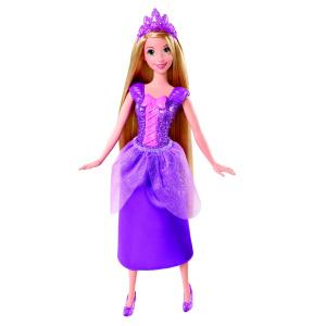Купить Disney Princess Кукла Принцесса в сверкающем наряде Рапунцель - детские товары Disney Princess в интернет-магазине OZON.ru, цена disney princess кукла принцесса в сверкающем наряде рапунцель.