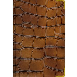 """Купить Ежедневник Listoff """"Impact"""", полудатированный, цвет: светло-коричневый, 192 листа. Формат А5 в интернет-магазине OZON.ru"""