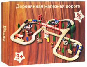 Купить Balbi Железная дорога 80 элементов - детские товары Balbi в интернет-магазине OZON.ru, цена balbi железная дорога 80 элементов.